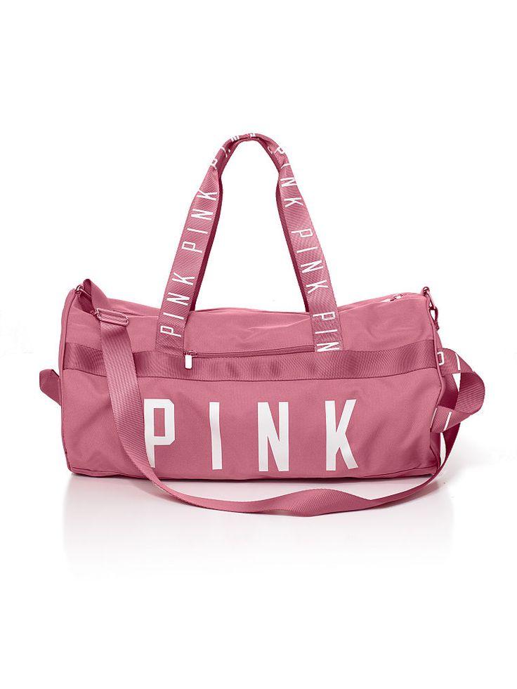 Gym Duffle - PINK - Victoria's Secret