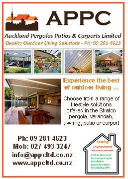 Auckland Pergolas, Patios and Carports