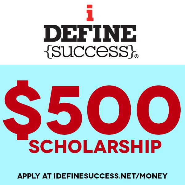 Does anybody get scholarships that are generic and open to practically anyone?