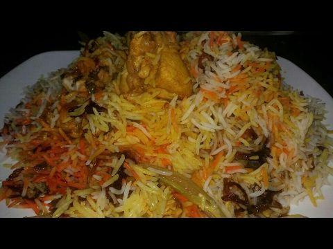 Iftaar special hyderabadi biryani recipe | ramzan special recipes