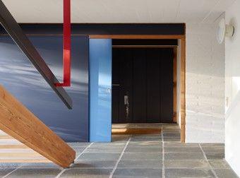 Knud Friis' eget hus - modernisme -