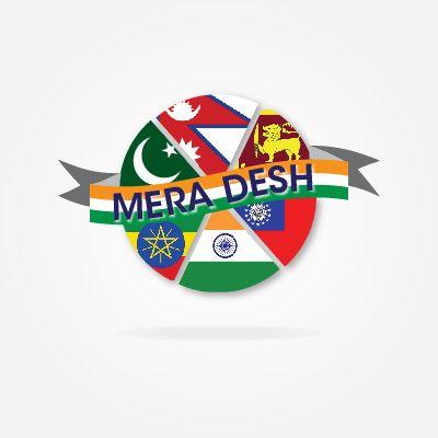 Mera Desh - Logo Design
