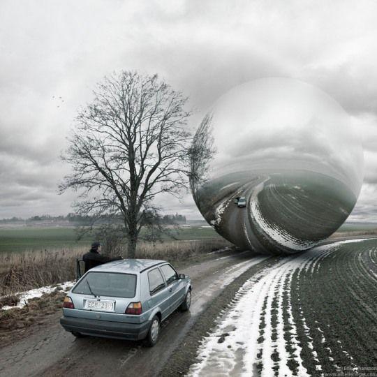 Brilliant Photo Manipulations by Erik Johansson