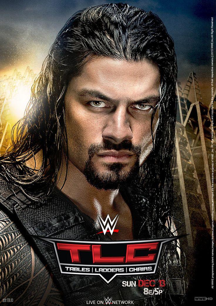 WWE TLC 2015 Poster by edaba7.deviantart.com on @DeviantArt