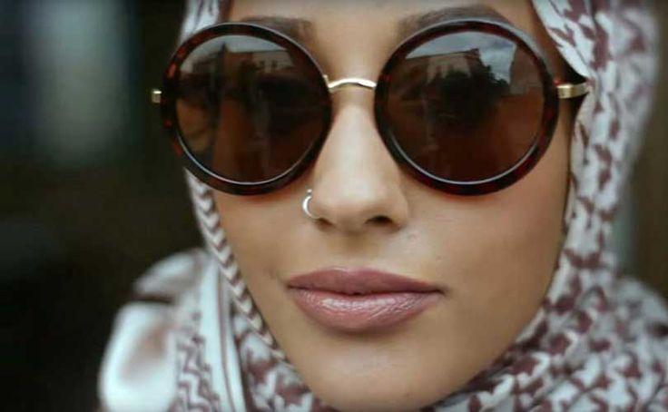 La moda islámica va viento en popa