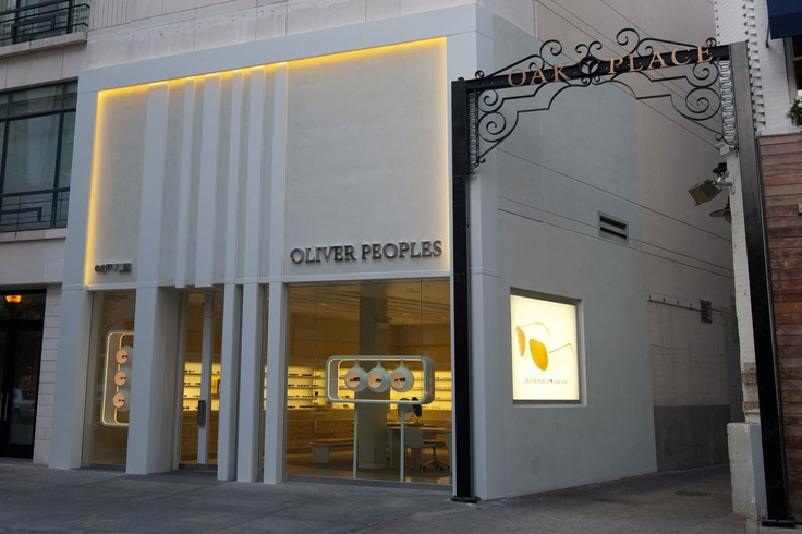 Oliver People Chicago Flagship Store