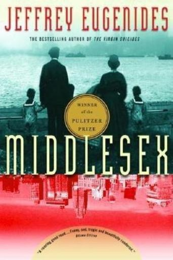 Middlesex by Jeffrey Eugenides - 1001 Books Everyone Should Read Before They Die (Bilbary Town Library: Good for Readers, Good for Libraries)