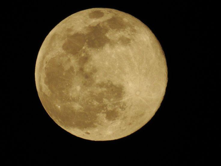 Luna llena de 21 de mayo 2016