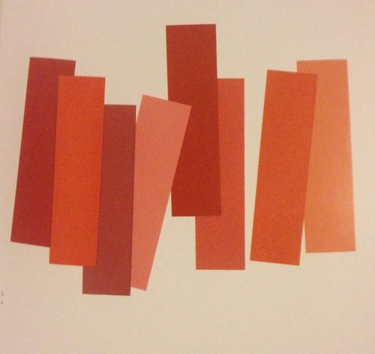Interaction of color by Josef Albers | Elizabeth A Hunt