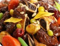 Korean Food | Galbijim | Braised Beef Short Rib Casserole