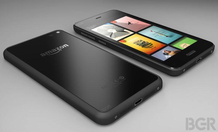 BGR Reveals Amazon's Smartphone