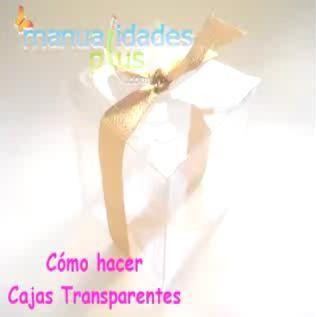 144 best images about bolsitas de cumplea os para dulces for Cajas de plastico transparente