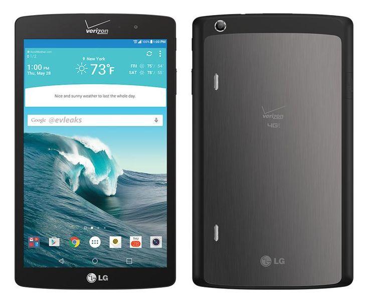 Spesifikasi LG G Pad X 8.3