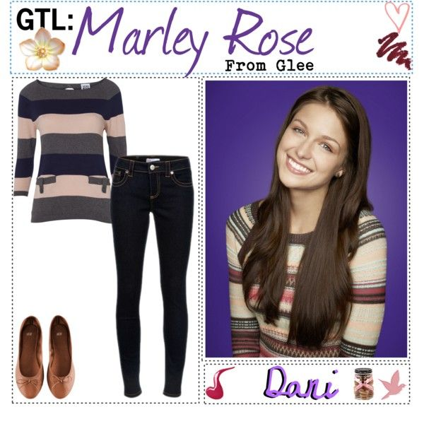 Marley Rose From Glee
