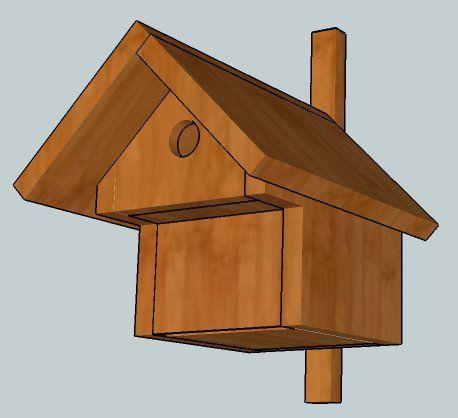die besten 25 nistkasten bauen ideen auf pinterest vogelh uschen bauen vogelnester und. Black Bedroom Furniture Sets. Home Design Ideas
