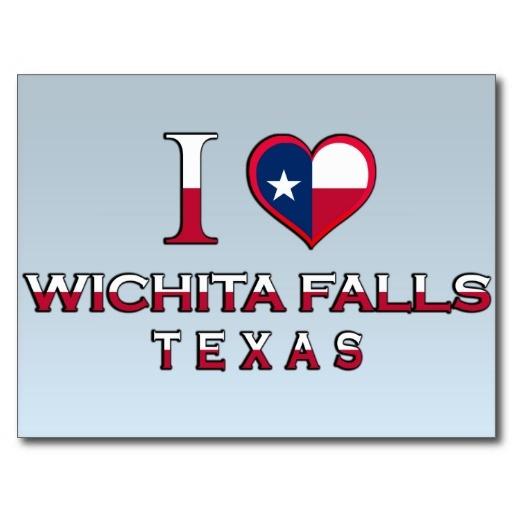 Wichita Falls, Texas Post Cards