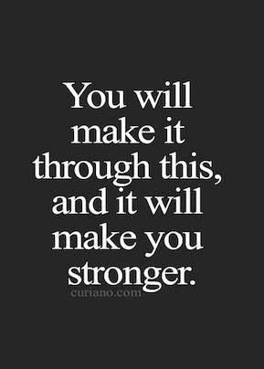 You've been through worse. ❤️