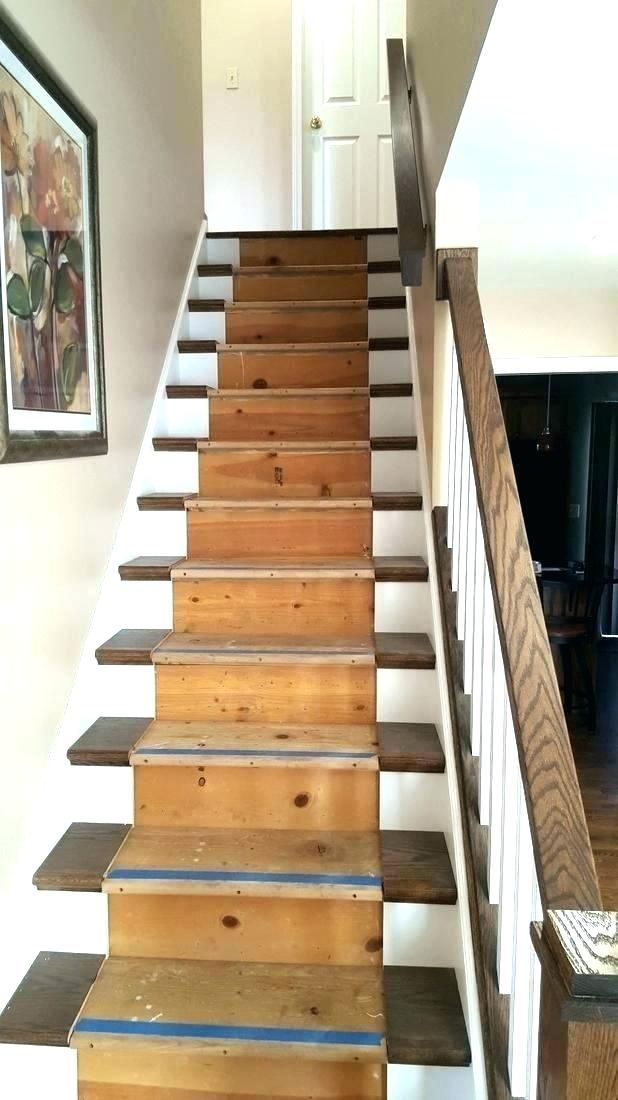 Cap A Tread Website Stair Hit End Caps Stairs Hardwood Stairs Wood Handrail