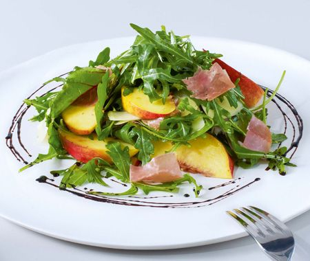 A summer salad from chef Heston Blumenthal.