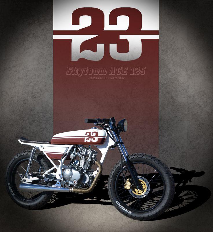 Skyteam ACE 125 Mehr