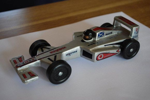 Pinewood derby times newsletter volume 12 issue 2 for Formula 1 pinewood derby car template