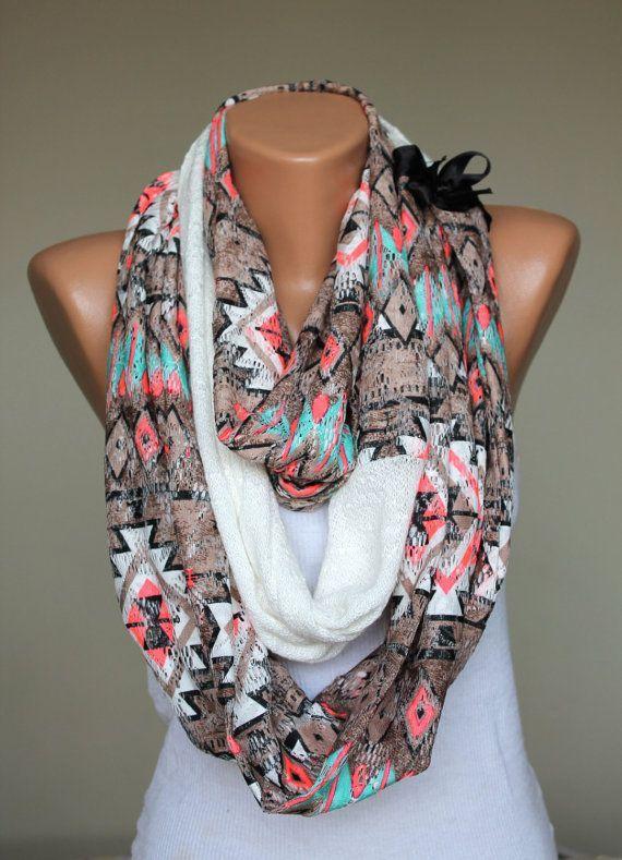 Kinda love this tribal scarf
