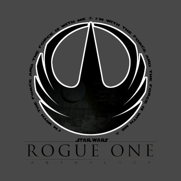 Check out this awesome 'Rogue+one' design on @TeePublic!
