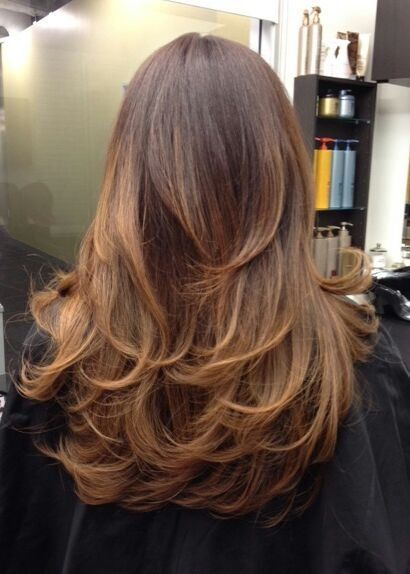 Warm Caramel Ombre by Guy Tang | Yelp