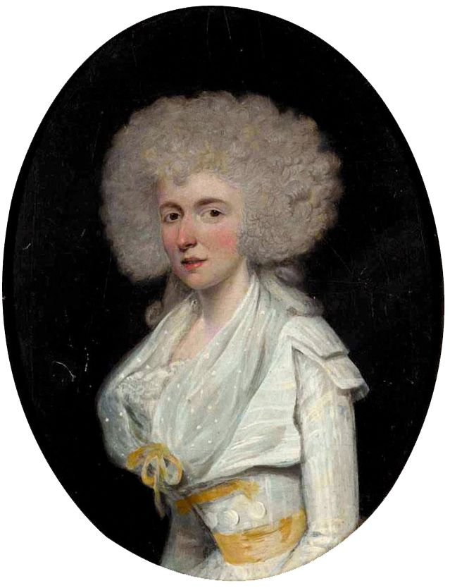 Attributed to Ozias Humphrey, R.A., 1742-1810 PORTRAIT OF FRANCES WILLOCK (1759-1806) I Sotheby's