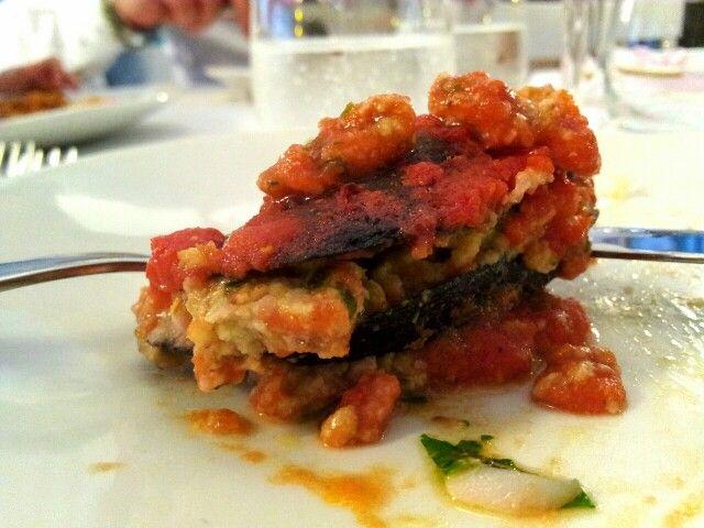 Muscoli Ripieni, one of my favourite when i am back in La Spezia