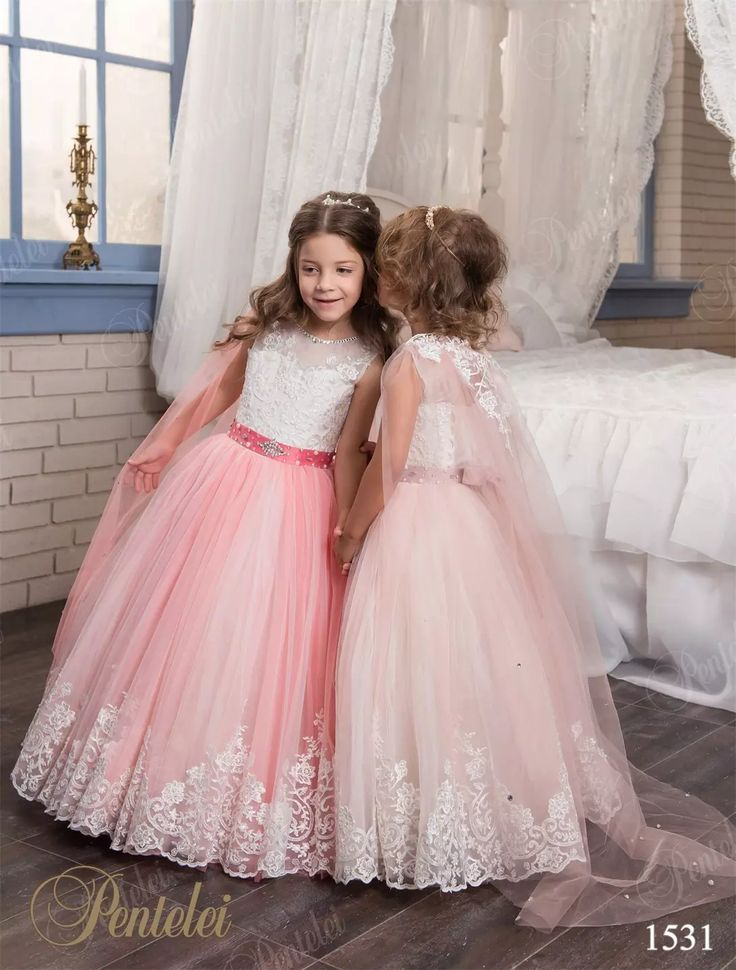322 best Flower Girls Dresses & Girls Pageant Dresses images on ...