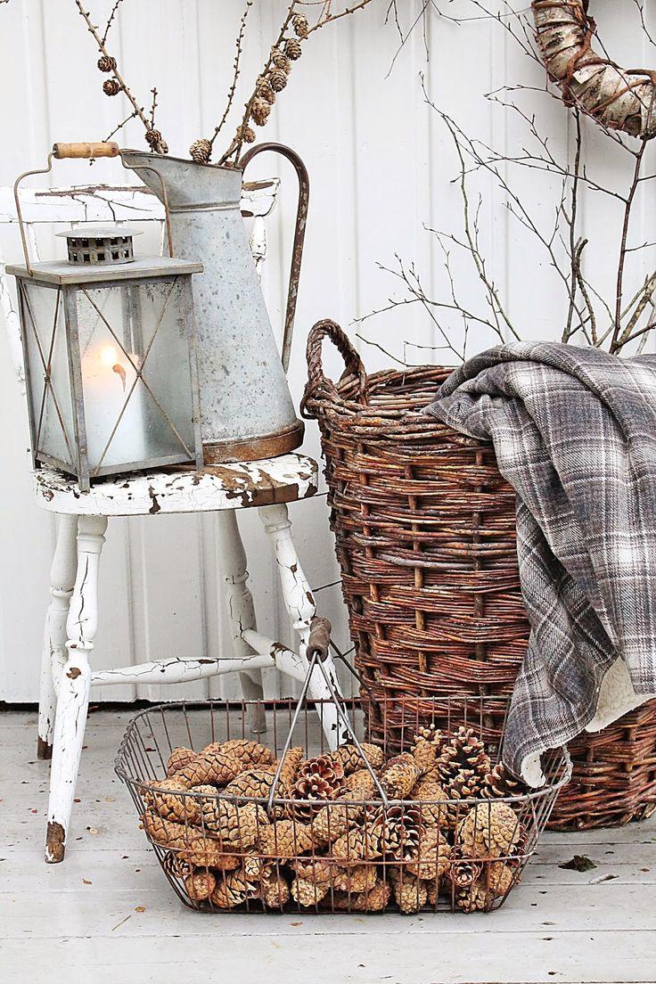 MazzTuinmeubelen-- #Inspiratie #Decoratie # DIY #Styling #Herfst #Winter #Tuin