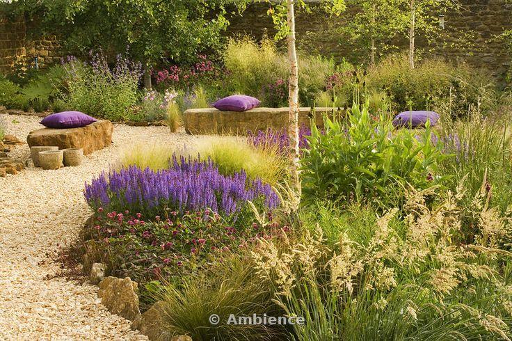 17 migliori idee su giardino di ghiaia su pinterest - Ghiaia x giardino ...