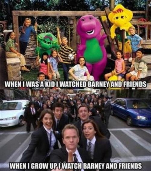 Love!: With, Mother, So True, Funny Stuff, Barney, Friend