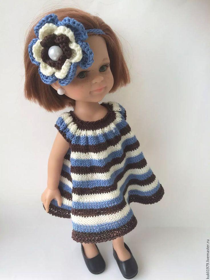 Купить или заказать Полосатое платье в интернет-магазине на Ярмарке Мастеров. Тоненькое расклешенное платье . связано из тонкой нити. полосатое. в дополнение идет вязанный ободок с цветком. платье типа Бэби долл.сзади застегивается на пуговку.
