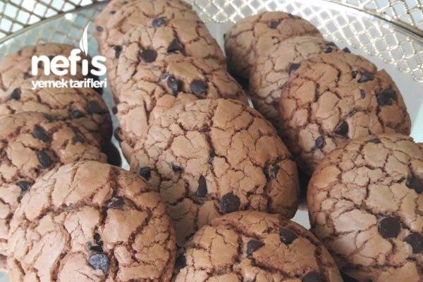 Damla Çikolatali Kahve Aromalı Kurabiye (Nefis)