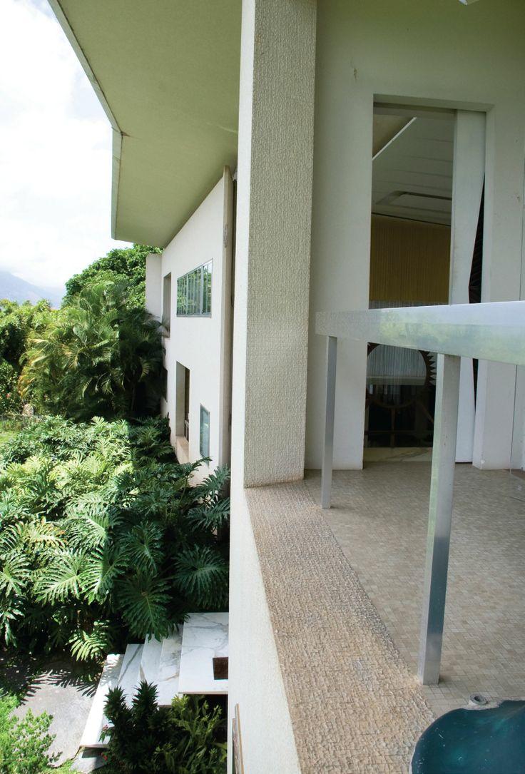 Interiores de la villa planchart