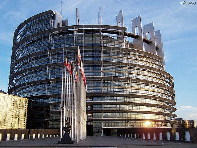 European Parliament - Strasbourg, France - executive for the European Union