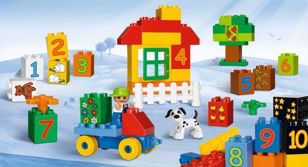 5497 LEGO® DUPLO® Play with Numbers #LegoDuploParty #LegoDuplo