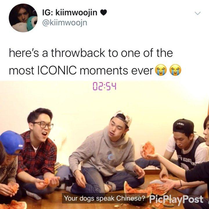 Kpop Memes On Instagram I Feel Like Every Kpop Stan Has Seen This Video At Least Once Idols Speaking Eric Nam Kpop Memes How To Speak Chinese