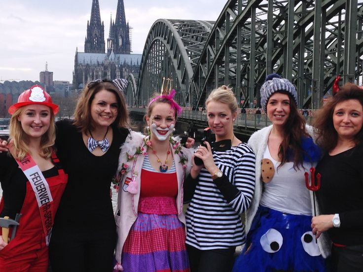 Carnival in Cologne from 12 - 18 February 2015