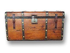 Connie's Trunks for Sale - Antique Trunks, Restored Trunks, Vintage Trunks, Steamer Trunks for Sale