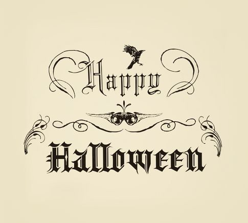 Happy HalloweenHalloween Stuff, Halloween Costumes, Halloween Banner, Vinyls Projects, Wall Decals, Costumes Halloween, Halloween Signs, Pottery Barns, Happy Halloween