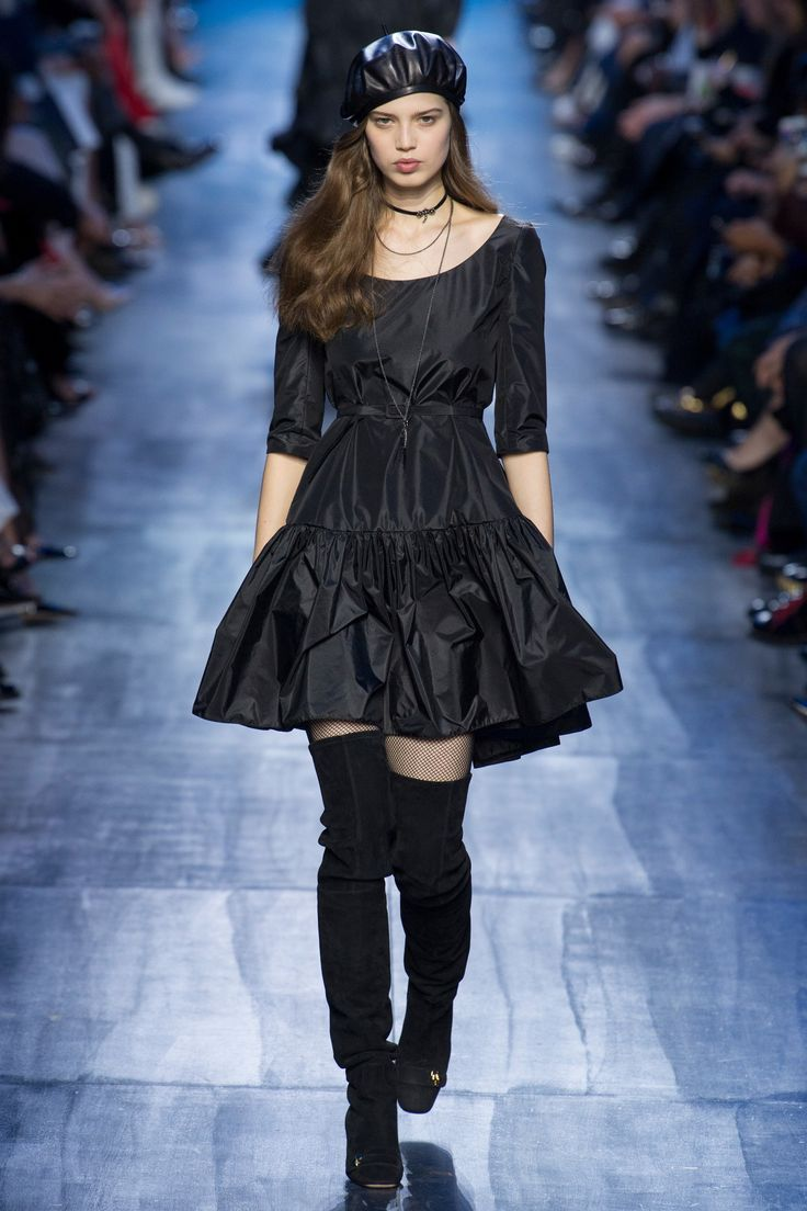 Christian Dior Fall 2017 Ready-to-Wear Collection Photos - Vogue