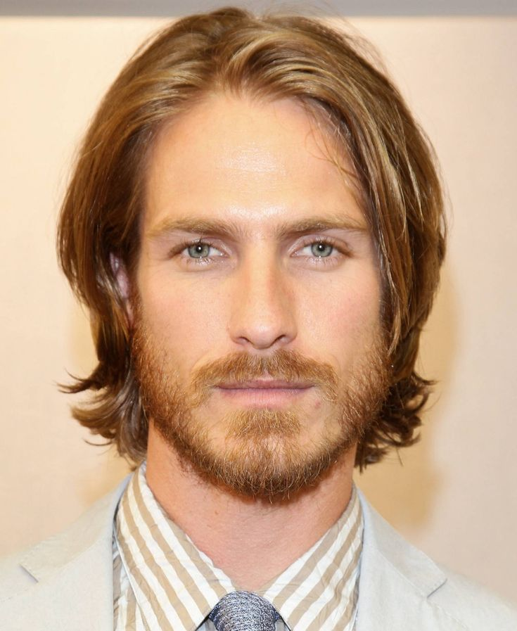 Long Haircut for Men