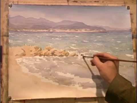 Сергей Андрияка - Рисуем Море