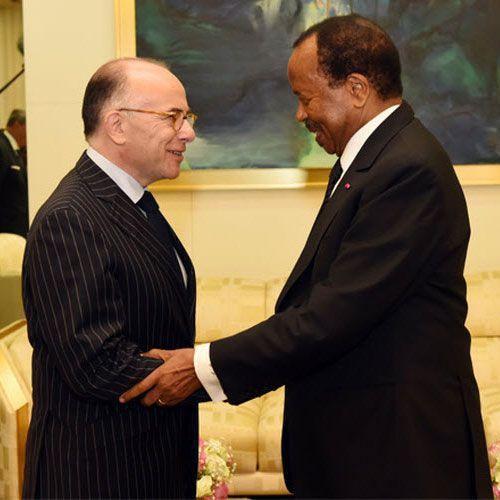 Tensions Cameroun - France : Cazeneuve reçu à Yaoundé pour recoller les morceaux ? :: CAMEROON