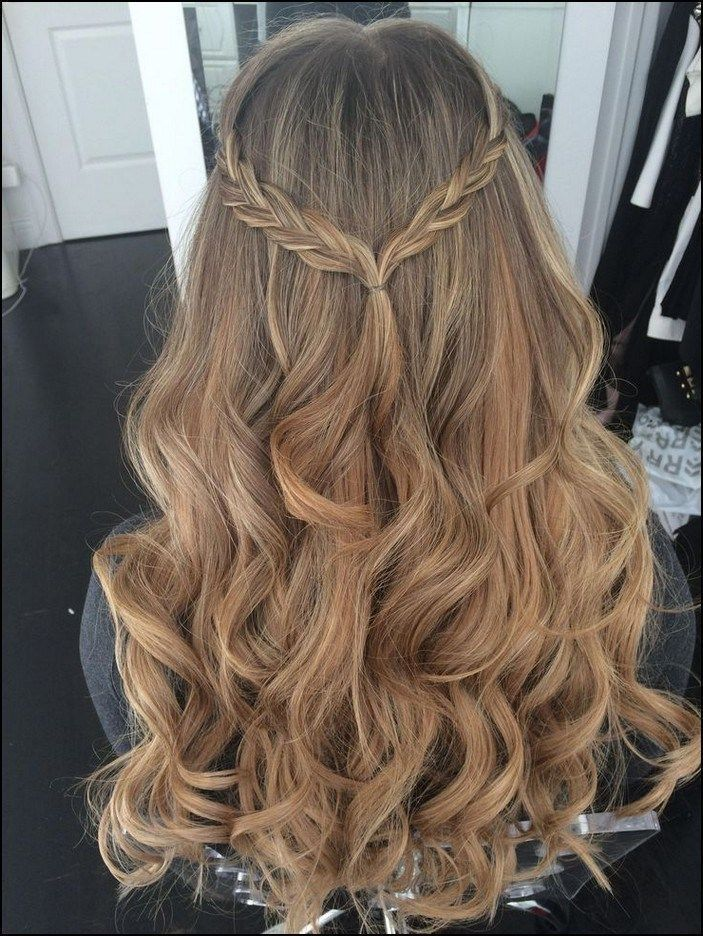 47 Unordinary Prom Hairstyles Ideas For Long Hair In 2019