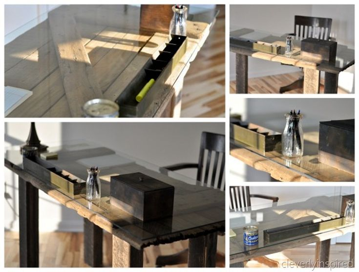 barn door desk2 - Best 25+ Door Desk Ideas On Pinterest Old Door Desk, Door Tables