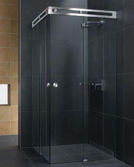 mwe square shower enclosure luna 1 Square Shower Enclosure by MWE